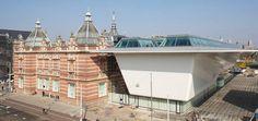 Hybride Lösung: Stedelijk Museum feiert Wiedereröffnung