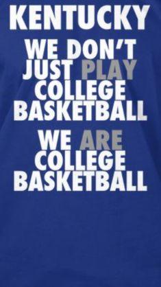 UK; Nothing bonds natives of Lexington more than Kentucky basketball!