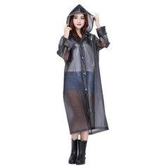 #AdoreWe #NewChic NewChic Rainwear Riding Clothes Rain Coat Waterproof Clothes Outdoor Poncho Long - AdoreWe.com