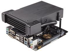 Bei der Hydro Series H5 SF von Corsair handelt es sich um eine ungewöhnliche Kompaktwasserkühlung für kleine Minix-ITX-Systeme.