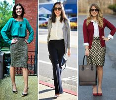 Business Casual: What to Wear to Work