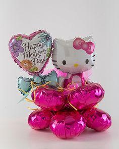 Feliz día de la madre. #globos www.regalosamer.com.mx