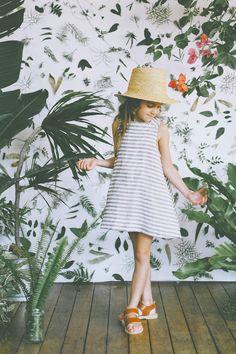 Babiekins Magazine | striped dress