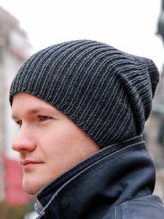 Tenderside merino wool beanie for men. Available on www.tenderside.com