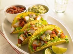 Tacos mexicains - Recette de cuisine Marmiton : une recette