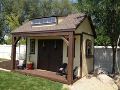 Utah Storage Sheds | Wright's Shed Co. | Image Gallery