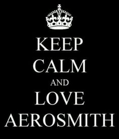 Love Aerosmith