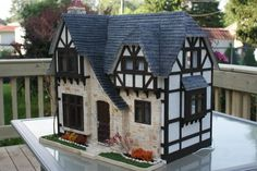 Beautifully done Glencroft Tudor cottage (from Greenleaf)