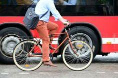 Les salariés à vélo seraient les plus heureux, à en croire une étude américaine. ©connel/shutterstock.com