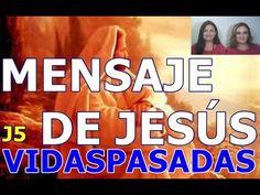 Vida pasada JESÚS 5: MENSAJE DE JESÚS: EL MUNDO QUE CREEMOS VER NO ES RE...