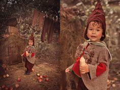 Детские фотопроекты - Сказочные гномы