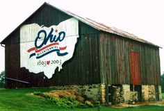 Ohio Bicentennial Barns- Darke County, Ohio Photo by, Snooks Pictures