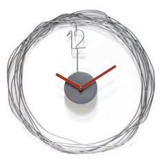 Infinity Instruments - Wire Transfer Clock, $33, now featured on Fab.