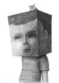 Drawings 2012 Part 4 by Stefan Zsaitsits