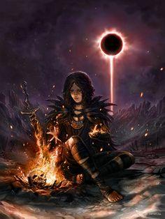 Dark Souls Futility by SirTiefling
