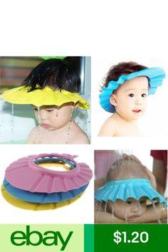 c4f21e4189f Kids Shampoo Soft New Hat Bathing Shower Cap Wash Hair Shield