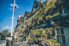 England's oldest hotel, with parts going back to the 14th-century, has been completely updated and offers chique country inspired furnishings, a bar-restaurant and a garden. 14th Century, Restaurant Bar, Old Things, England, Inspired, Country, Garden, Inspiration, Biblical Inspiration