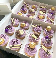 So majority of you voted purple on my insta story poll! 💜 I have last few boxes of cupcakes left for today. Perfect to wish Ramadan… Eid Food, Insta Story, Mini Cupcakes, Ramadan, Desserts, Boxes, Purple, Instagram, Tailgate Desserts