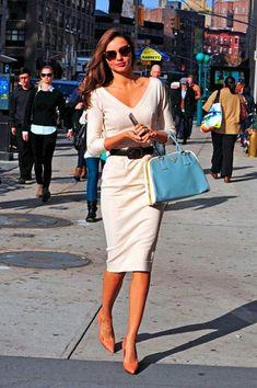 Fresh Ideas to Spice up Your Work Wardrobe  #fashiontips #styletips