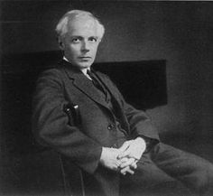 Béla Viktor János Bartók - March 25, 1881 – September 26, 1945) was a Hungarian composer and pianist. He is considered one of the most important composers of the 20th century and is regarded, along with Liszt, as Hungary's greatest composer