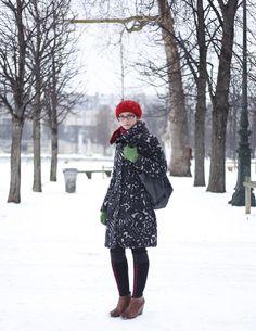 Street Style Couture Primavera 2013
