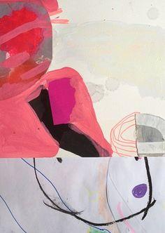 Sara Boyts Yoder #art #paintings http://artsyforager.wordpress.com/2012/08/30/pop-goes-the-art-sarah-boyts-yoder/
