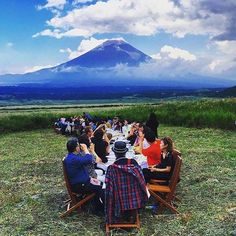 This view!! Mt Fuji, Japan. An unforgettable day for all that participated. Thanks to #Fuj… http://ift.tt/1i2KEIH