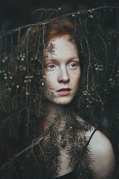 Fairytale by Kettenkarussell Photography - Photo 132628649 - 500px - retrato - retratos femininos - ensaio feminino - ensaio externo - fotografia - ensaio fotográfico - book - ruiva - sardas
