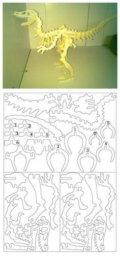 Esquelet de dinosaure