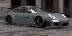 LB Performance Porsche 997 by Liberty Walk