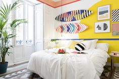 Valencia Lounge Hostel: A Colorful Stay In The City's Old Town