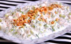 Yoğurtlu Tavuk Salatası Nasıl Yapılır?