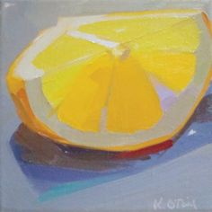 Learn painting — with BOLDNESS and a BIG brush.   Karen O'Neil shows you how in this extensive step-by-step painting demo. From still lifes to landscapes, the approach to composition always comes down to the same steps.  #composition #artlesson