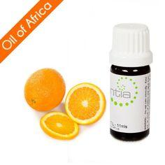 Escentia Sweet Orange (Citrus aurantium) Essential Oil