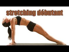 Exercices de stretching débutant - Cours complet - YouTube Pilates Video, Pilates Body, Pilates Workout, Post Workout, Bodybuilding Training, Bodybuilding Workouts, Relaxation Exercises, Stretching Exercises, 30 Day Fitness