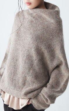 Neemic 2015 | Eden Over-sized Mohair Sweater