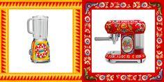 Dolce & Gabbana Home - Where to Buy Dolce & Gabbana Kitchen Appliances #HomeAppliancesKitchen
