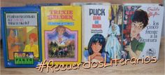 #Recuerdos Literarios: Regalar libros infantiles
