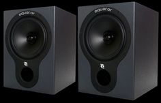 Equator Audio D8 Active Nearfield Monitor Speaker Review...
