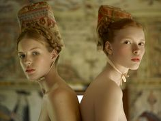 Julia Hafstrom & Linnea Regnander: Northern Women In Chanel (NSFW)