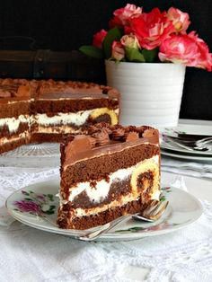 Japanka by Gaga — Coolinarika Torte Recepti, Kolaci I Torte, Baking Recipes, Cookie Recipes, Dessert Recipes, Sweet Cooking, Torte Cake, Cake Business, Sweet Cakes