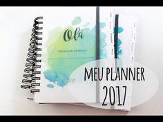 Planner 2017 {Pequeno desabafo} Plágio e Bazar da Estante - Na Estante