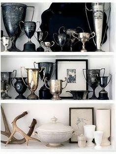 love trophies.