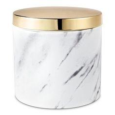 Ceramic Marble Canister -  Nate Berkus™