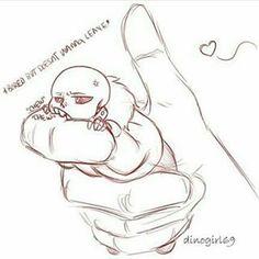 Aaw That's so cute♡ Heheh...It tickles:3♡ . . . =w= ~♡