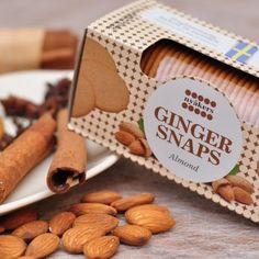 Ciastka korzenne migdałowe 150g #Pepparkakor #Sweden #Poland #Cookies #Almond #Ginger #Cinnamon #Clove #Snaps #Szwecja #Polska #Ciasteczka #Przyprawy #migdały #imbir #cynamon #goździki #Sklep #Internetowy #Pychota #Smak #PoezjaSmaku #Zakupy #Foto #Zdjęcia