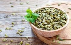 Home Remedies For Polycystic Ovary - Pumpkin Seeds
