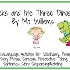 Language activities to go with my new favorite picture book by Mo Willems (author of all the Pigeon books)! My favorite part about this book is tha...