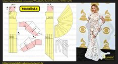Modify a simple pattern to make more complex garments Diy Clothing, Sewing Clothes, Clothing Patterns, Fashion Sewing, Diy Fashion, Costura Fashion, Evening Dress Patterns, Modelista, Easy Sewing Patterns
