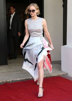 Cannes Best Dressed: Marion Cotillard Stuns in a Fully Beaded Maison Martin Margiela on Day 7   Vanity Fair